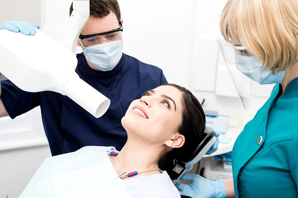 Dental X-Ray, About Dental Care Ireland