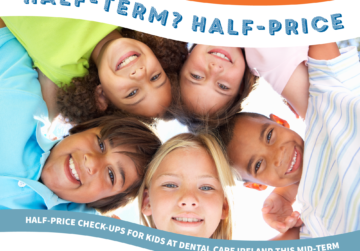Dental Care Ireland latest Children's Offers