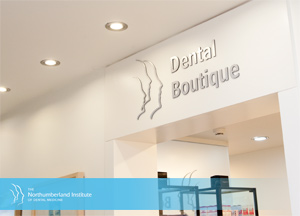 Dental boutique at Northumberland Institute of Dental Medicine, Dublin