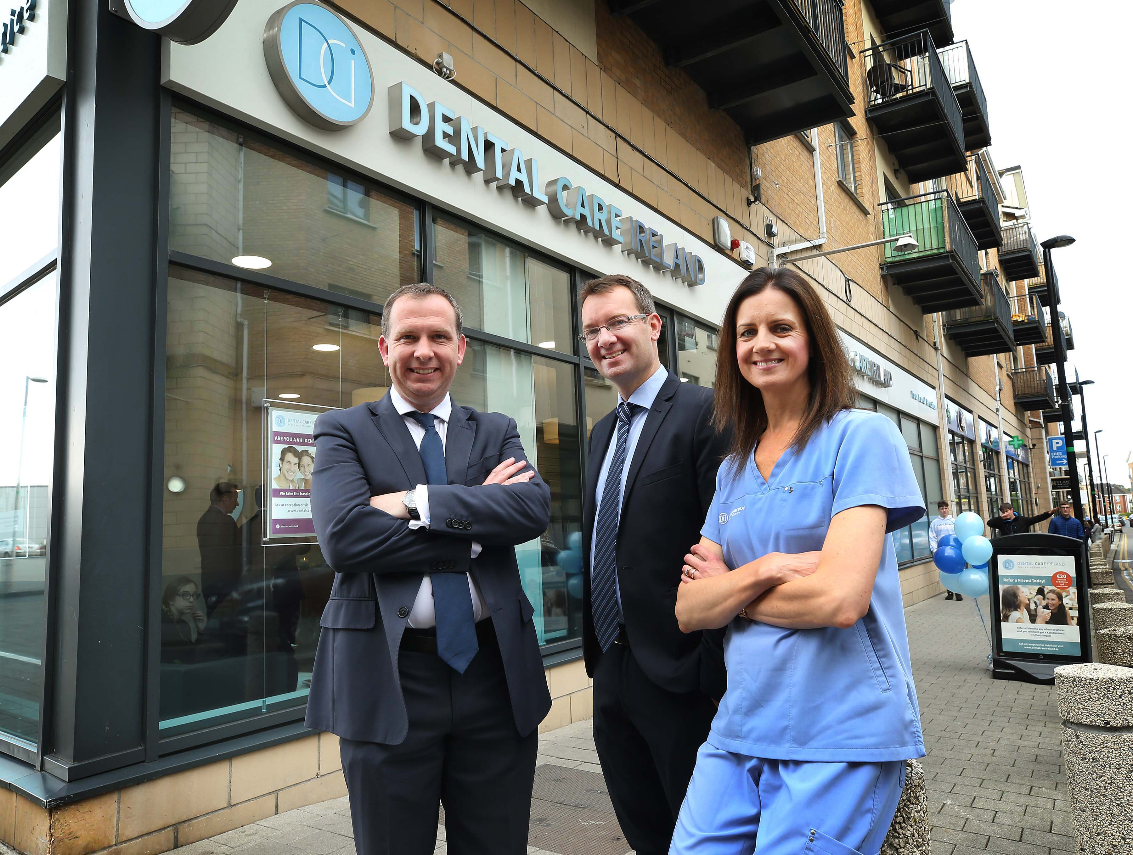 The Dental Care Ireland practice in Ashbourne, Co Meath