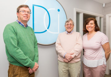 Dental Q&A: Donna Paton, of Tullamore DCI, with Dr Kieran Ryan and Dr Chris Scott.