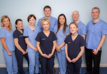 The DCI dentist in Cabinteely